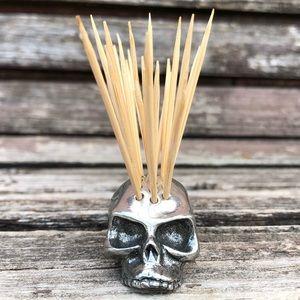 Other - Skull toothpick holder.